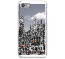 Munich Germany stunning architecture iPhone Case/Skin
