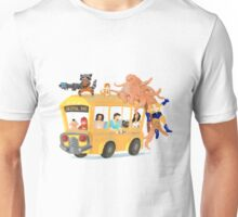 Helpful Bus Unisex T-Shirt