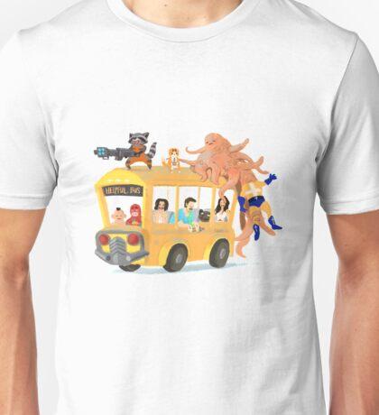 Helpful Bus Unisex T-Shirt