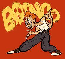 Oingo Boingo 'Toon by groovy-bastard