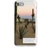 Sad Quote Phone Case iPhone Case/Skin