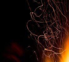 Fire Dance by Michelle Abel
