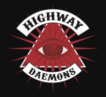 Highway Daemons - HDMI Kids Clothes