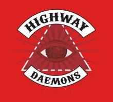Highway Daemons - HDMI Kids Tee