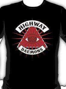 Highway Daemons - HDMI T-Shirt