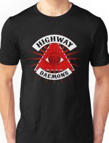 Highway Daemons - HDMI Unisex T-Shirt