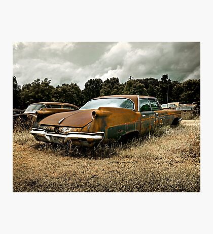 Abandoned 1960 Imperial Photographic Print