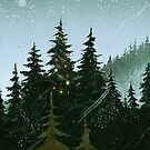 Christmas Card 2 by JMFenner