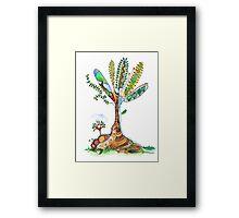 Tree of Life 9 Framed Print