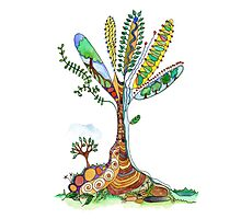 Tree of Life 9 Photographic Print