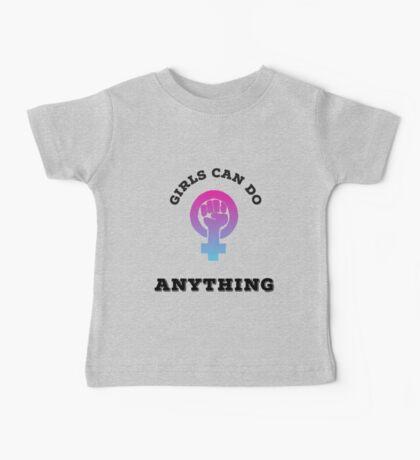 Girl Power II Baby Tee