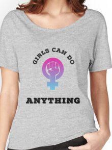 Girl Power II Women's Relaxed Fit T-Shirt