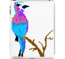 Cool Bird Has a Cool Day iPad Case/Skin