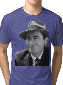 Gregory Peck - Vintage Photo Tri-blend T-Shirt