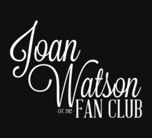 Joan Watson Fan Club by sstilinski
