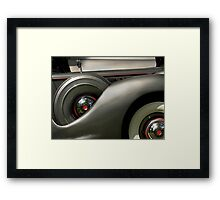 Super 8 Packard - 1938 Framed Print