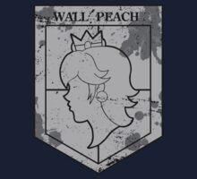 Wall Peach T-Shirt