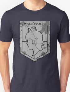 Wall Peach T-Shirt