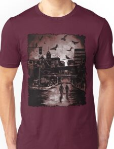 Requiem Art: Blood and Smoke: The Strix Chronicle Unisex T-Shirt