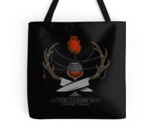 Lecter's Culinary Arts Tote Bag