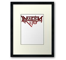 Induction Kit - Electronica Framed Print