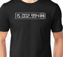 15 Million Merits Unisex T-Shirt
