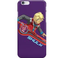 Shulk iPhone Case/Skin