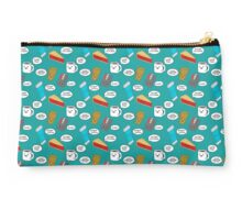 TWIN PEAKS collection one pattern { COLOUR } Studio Pouch