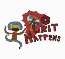 Crit Happens (Half Human) by TJBanana