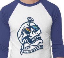 lcd soundsystem Men's Baseball ¾ T-Shirt