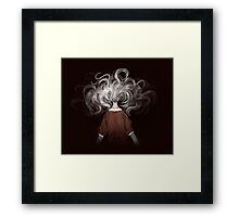 Vampiress Framed Print