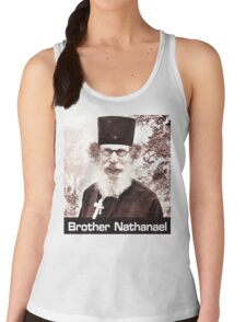 Brother Nathanael #4 Women's Tank Top
