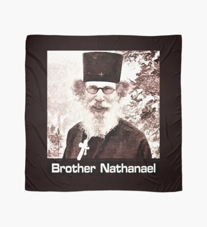Brother Nathanael #4 Scarf