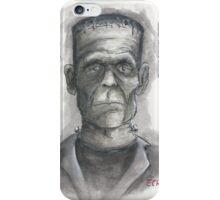 Frankenstein...Mmmm. iPhone Case/Skin