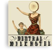Neutral Milk Hotel - In the Aeroplane Over the Sea Canvas Print
