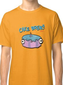 CAKE BREAK (down) Classic T-Shirt