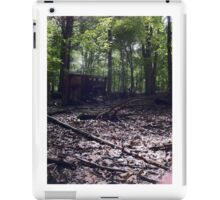 Forest kept iPad Case/Skin