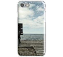 Beach Bench iPhone Case/Skin