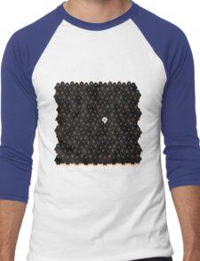 penguin huddle Men's Baseball ¾ T-Shirt