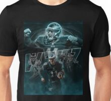 Carson Wentz Philadelphia Sports Art North Dakota State Football Unisex T-Shirt