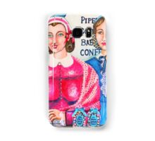 The Doctor's Wife and Her Sister Samsung Galaxy Case/Skin