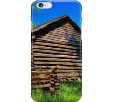 BARNS,TIPTON PLACE iPhone Case/Skin