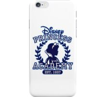 Disney Princess Academy iPhone Case/Skin