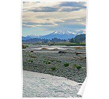Landscape NZ Poster