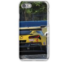 Corvette vs Porsche- Sebring 2014 iPhone Case/Skin