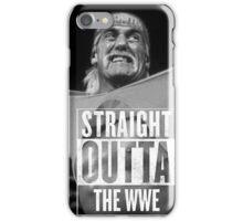 Hulk Hogan- Straight outta WWE iPhone Case/Skin