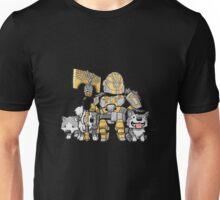 THE IRON WOLVES T-SHIRT Unisex T-Shirt
