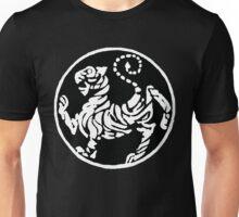 SHOTOKAN TIGER - JAPANESE KARATE SYMBOL Unisex T-Shirt