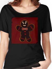 GINGERBREAD MAN Women's Relaxed Fit T-Shirt