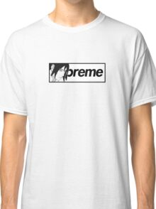 Supreme x Naruto Sasuke Parody Small Box Logo Tee Classic T-Shirt